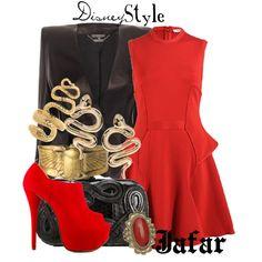 """Disney Style : Jafar"" by missm26 on Polyvore"