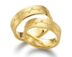 nhẫn cưới bị gãy