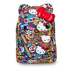 Hello Kitty Stickers Backpack