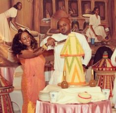 Mesob Cake - crazy Ethiopians haha LOVE IT! Ethiopian Wedding Cake| Habesha