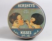 Hershey's Candy Tin