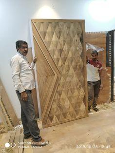 Single Door Design, Wooden Front Door Design, Double Door Design, Door Gate Design, Wooden Front Doors, House Front Design, Window Design, Pooja Room Door Design, Door Design Interior
