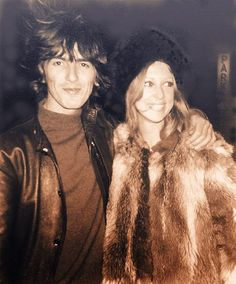 pinterest george and pattie | George and Pattie~