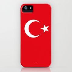 The National flag of Turkey - Authentic version iPhone & iPod Case by LonestarDesigns2020 - Flags Designs + - $35.00