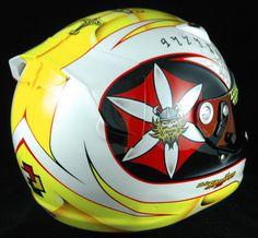 Arai SK-6 E.Stojko 2013 by Smart Race Paint
