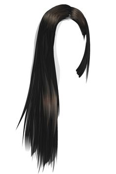 Anime Poses Reference, Hair Reference, Pelo Popular, Girl Hair Drawing, Pelo Anime, Hair Illustration, Manga Clothes, Hair Png, Hair Sketch