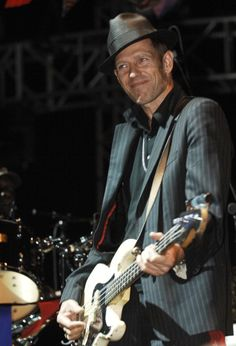 Paul Simonon of The Good The Bad and The Queen during 2007 Coachella Valley Music and Arts Festival Day 2 at Empire Polo Field in Indio California...