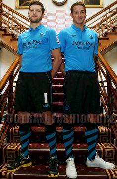 Nottingham Forest Umbro 2012/13 Away Kit