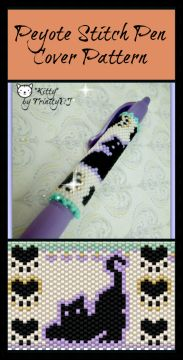Kitty (Pen Cover) by Lorraine Hickton (Coetzee) aka TrinityDJ