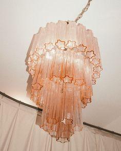 at home + lighting + chandelier | Julie de la Playa