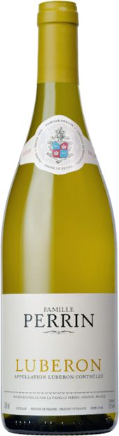 Famille Perrin Luberon blanc 2010 - The blend of Grenache Blanc, Bourboulenc, Ugni Blanc and Roussane grapes has produced a typical Rhone Valley white. Serve it chilled as an aperitif or with grilled fish, chicken or Mediterranean cuisine. Grilled Fish, Wine Recipes, Bubbles, Drinks, Bottle, France, Weddings, Chicken, Wine Pairings