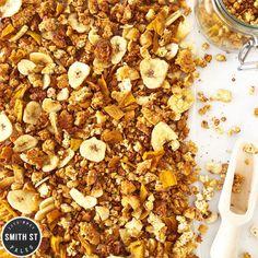 Tropical Granola  Tropical Granola  Smith St Paleo