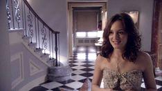 Gossip Girl TV show sets Blair's foyer