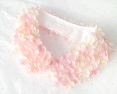 The prettiest of collars! Made exclusively by Kate Gabrielle at Sweet and Lovely