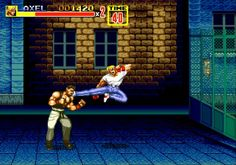 Streets of Rage Fight