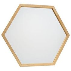 Image for Hexagonal Mirror from Kmart Fashion Kids, Full Length Mirror In Bathroom, Vanity Decor, Vanity Mirrors, Bathroom Mirrors, Wall Mirrors, Touch Lamp, Round Mirrors, Home