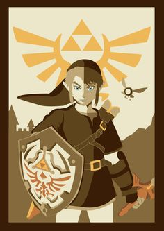 Link the Legend of Zelda: Ocarina of Time Video Game Art, Video Games, Link Zelda, High Fantasy, Twilight Princess, Legend Of Zelda, Nerdy, Geek Stuff, Fan Art