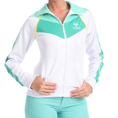 T36249-9001 HUMMEL BAYAN JESSICA ZIP CEKET :: DEVesnaf Hooded Jacket, Athletic, Zip, Jackets, Fashion, Sports, Women, Jacket With Hoodie, Down Jackets