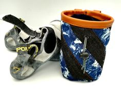 Zum Klettern und Bouldern Bouldering Wall, Old Jeans, Two By Two, Etsy, Sneakers, Leather, Bags, Shoes, Bouldering