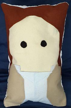 Labyrinth SARAH Decorative Plush Pillow Cushion by storyteller1184