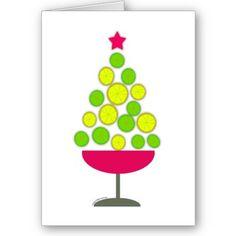 Lemon lime slices Christmas tree   #LillyHoliday