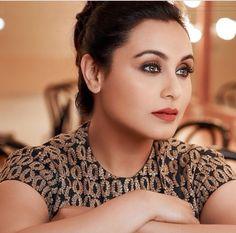 Rani Mukherjee in sabhyasachi for India Today Magazine!