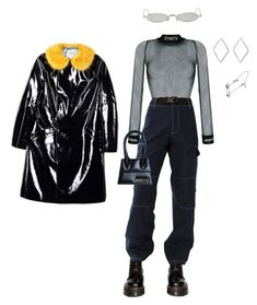 A fashion look from February 2018 featuring pocket jacket, black leather boots and mini bag. Browse and shop related looks. Crazy Outfits, Black Outfits, Casual Outfits, Frozen Turkey, Flats Outfit, Flatlay Styling, Art Hoe, Black Leather Boots, Flat Lay