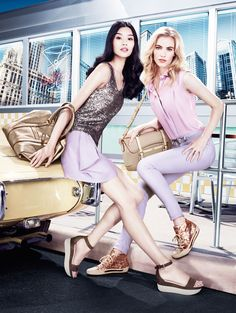 #HOGAN Women's Spring - Summer 2013 #collection, for breezy #style all summer long: SCRIPT #bags.