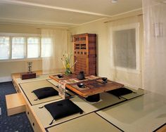 Tatami Design, Pictures, Remodel, Decor and Ideas