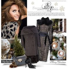 A fashion look from December 2015 by thewondersoffashion featuring Louis Vuitton, Givenchy, Valentino e Prada