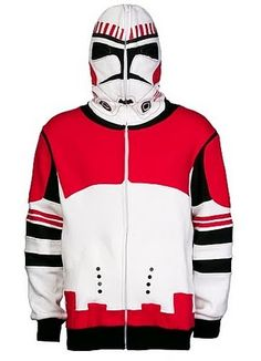 Starwars - Hoodies: These starwars themed hoodies come from the collection of Marc Ecko's Starswars collection.