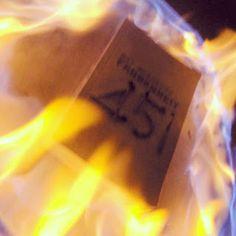 50: KİTAP YORUMU : FAHRENHEIT 451
