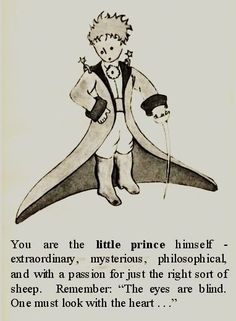 The Little Prince, Antoine de Saint-Exupery