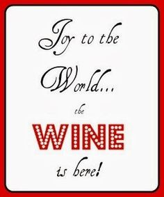Winter Wine Humor | In the Land of Lynfred