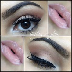 """✨ GET THE LOOK ✨ For this look I used all MAC eyeshadows and MAC lipstick in """"Pur... 