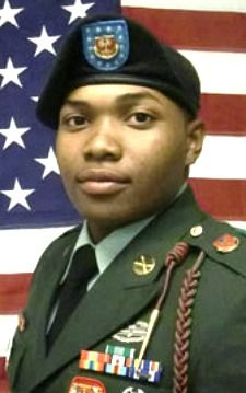 Army SGT. Jamar A. Hicks, 22, of Little Rock, Arkansas. Died August 11, 2013, serving during Operation Enduring Freedom. Assigned to 4th Battalion, 320th Field Artillery Regiment, 4th Brigade Combat Team, 101st Airborne Division, Fort Campbell, Kentucky. Died in Paktia Province, Afghanistan, of wounds sustained when enemy forces attacked his unit with indirect fire.
