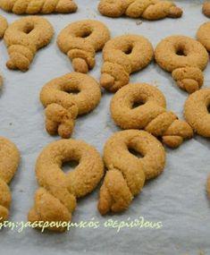 Μπισκότα κανέλας με μέλι και καστανή ζάχαρη - cretangastronomy.gr Doughnut, Desserts, Food, Postres, Deserts, Hoods, Meals, Dessert, Food Deserts