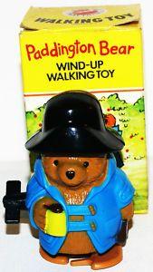 wind-up Paddington!