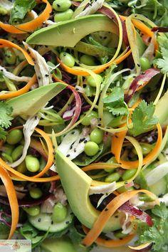 Asian Chicken Salad