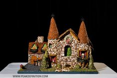 OF MICE AND raMEN: 2008 Gingerbread House Competition