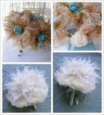 Different wedding bouquet