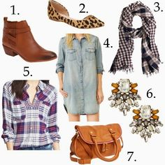 Monday Must Haves:  Fall Transition Pieces on Peaches In A Pod blog