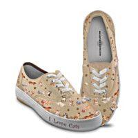 Cat sneakers!