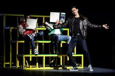 ¡Los Rebeldones presentes en el Teatro Diana! #AlejandroSpeitzer #AlexSpeitzer #actor #Vaselina #Teatro #Musical #obra #Guadalajara #TeatroDiana #RayoRebelde #Kiko #Rebeldones #Mexico