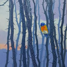 Oil on canvas 38×38cm
