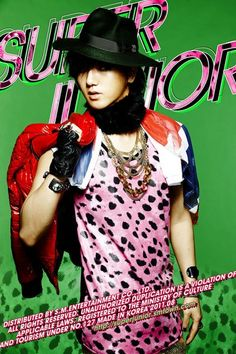 YESUNG MR. SIMPLE PIC! My favourite member of Super Jr!