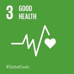 One of the global goals I care the most about. Before we can even try and tackle and tackle any of the other goals we need good health...just think about it-if we don't have really healthy people we wouldn't have the energy or really very many people to actually care or still be alive