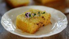 Lemon and thyme cake - Nigel Slater