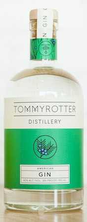 The Birth of a Craft Distillery: Tommyrotter