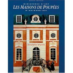 French Dollhouse Books Maisons-de-poupees.jpg (500×500)